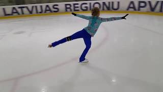 Skating camps. Сборы у А. Рябинина. Figure skating. Learning jumps. Multi-turn jumps.