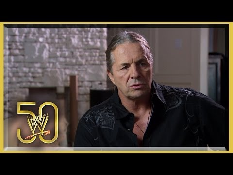 """The History of WWE: 50 Years of Sports Entertainment"" - Bret Hart & The Undertaker"