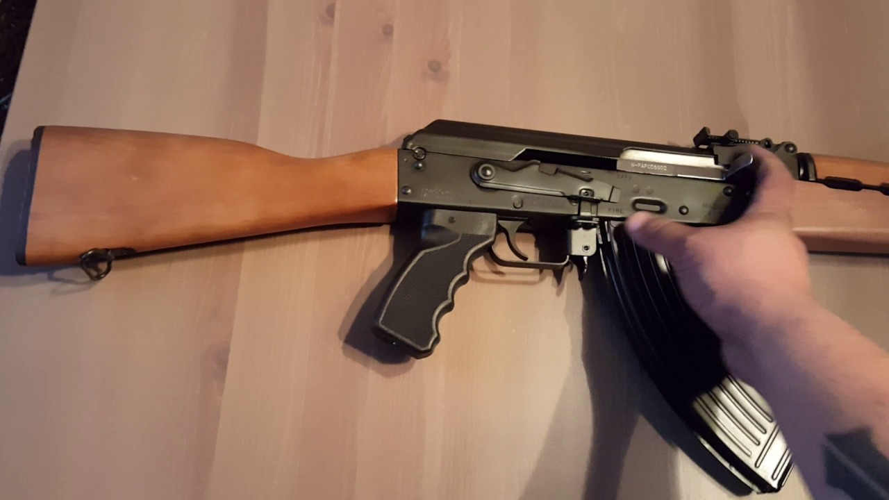 Century Arms N-PAP review