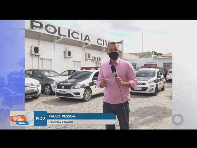 Tambaú da Gente Noite - Suspeitos de assaltar bancos morrem em confronto com polícia