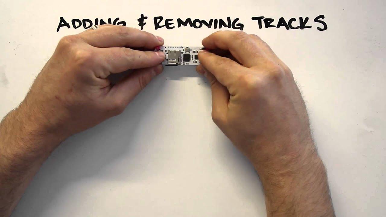 littleBits Electr  MP3 Player - Digital Impuls Oslo AS