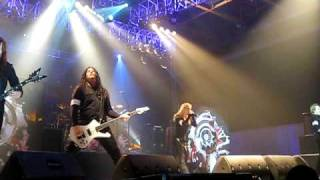 Arch Enemy live in Manila - Nemesis
