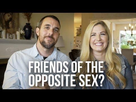Having Friends Of The Opposite Sex