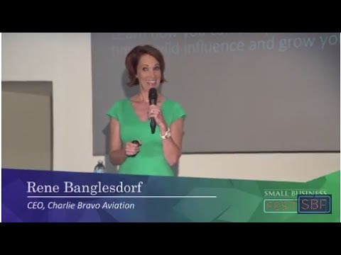 Rene Banglesdorf Stage Presentation SBF 2017