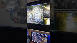 Mumbai: Teen hurts 8 in car accident in Dharavi   Accident captured in CCTV photage