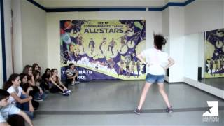 Video Violence -- Go Getta. Jazz Funk by Zyabreva Olya .ALL STARS WORKSHOP