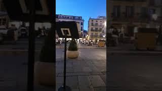 Италия Падуя 18.06.2020 рестораны на пьяцца