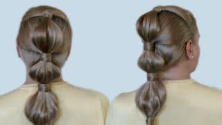 Стильная Прическа для Длинных Волос от Звезд Голливуда 2013 Года Самой Себе Видео Урок