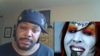 """Baby Dyce Reacts to - Marilyn Manson """"The Dope Show"""""""
