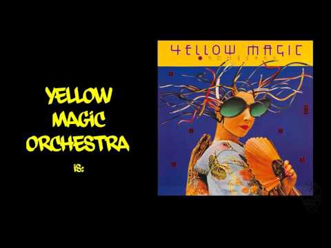 Yellow Magic Orchestra - Computer Game / Firecracker