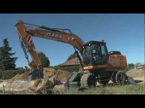 Case Construction Equipment Line-Up