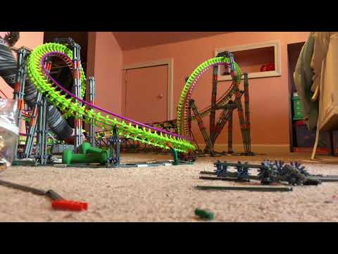 Launched Coaster: Reverb - Test 1