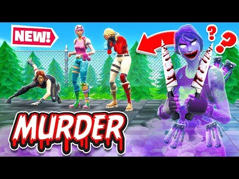 CAN I SOLVE the SHADOW BOMB Murder Mystery? *NEW* Game Mode in Fortnite