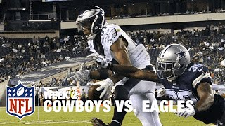 Sam Bradford Finds Jordan Matthews for 6-Yard TD | Cowboys vs. Eagles | NFL