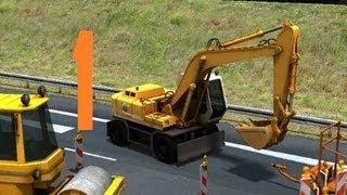 Road Construction Simulator 2012 - Mission 1