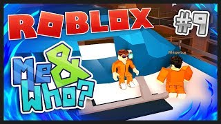 Roblox Jail break - MULTIPLE ROBBERIES! w/Kermez- [Me And Who?] - Ep. 9