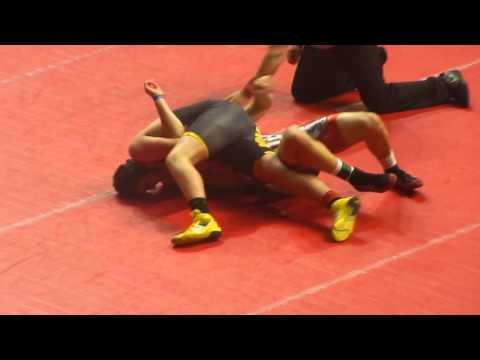 Sam Kessel AAU State Wresling 189 lb