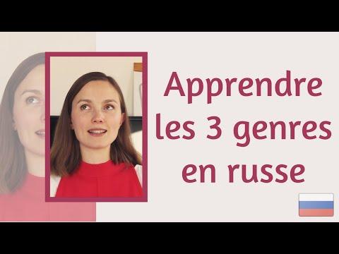 Masculin, féminin, neutre... Apprendre à distinguer les genres en russe utilisé dans la page Masculin, féminin, neutre... Apprendre à distinguer les genres en russe