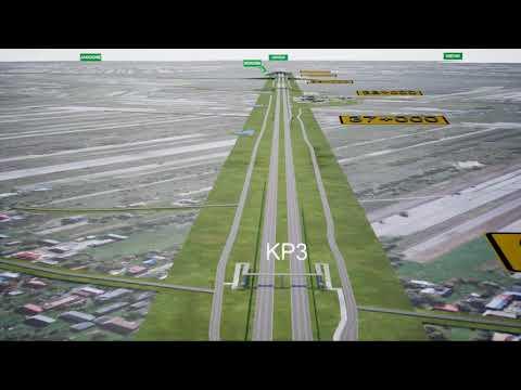 Wizualizacja drogi ekspresowej S17