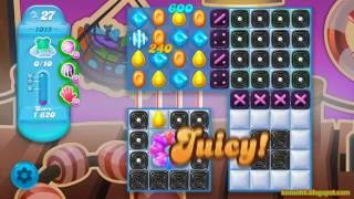 Candy Crush Soda Saga Level 1015 (No boosters)