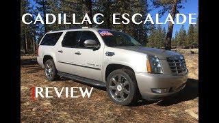 Cadillac Escalade ESV Review   2007-2014   3rd Generation