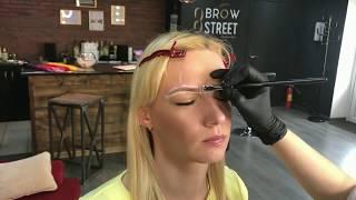 Видео о том как делать брови. Мастер класс: обучение бровиста. Пройдите обучение у наших мастеров.