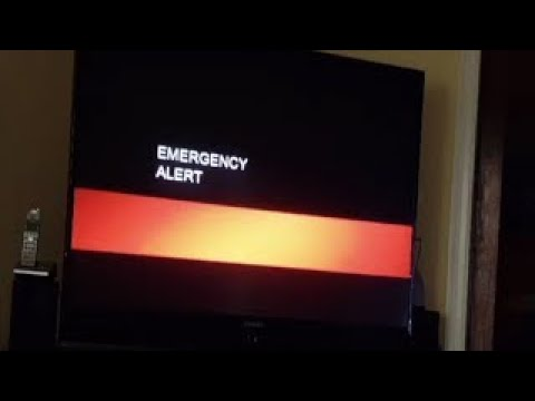End of world prediction interrupts TV broadcasts in Orange County California