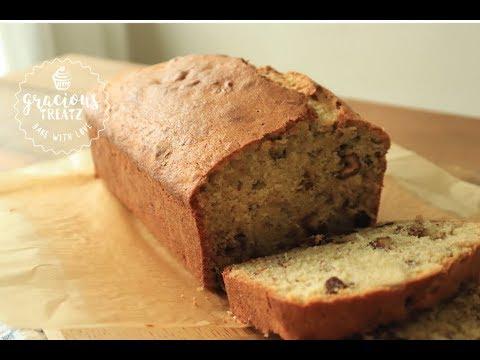 Ultimate Moist Banana Bread Recipe   Banana Cake