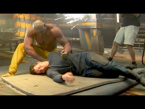 GUARDIANS OF THE GALAXY Making-Of Video # 1