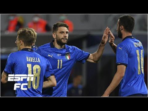 How far can Italy go in the Euros?   ESPN FC