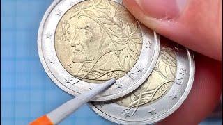 2 euro Italy - RARE