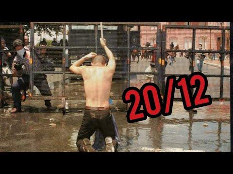"20/12 - Batalla de Plaza de Mayo - (Doc. Telefé ) ""Resumido"" Parte 2"