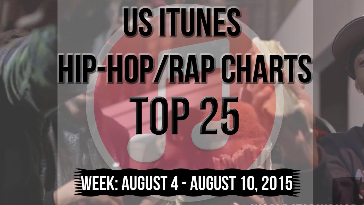 itunes us hip hop charts top 100