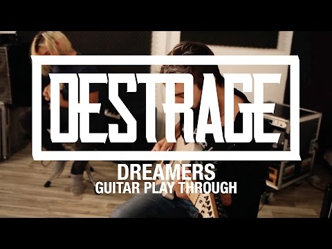 "Destrage ""Dreamers"" (Guitar Playthrough)"