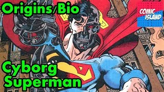 Origins/Bio Cyborg Superman - Where are they now?