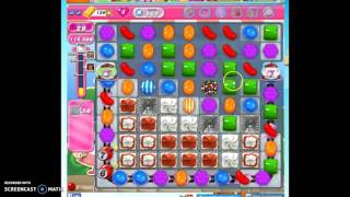 Candy Crush Level 565 w/audio tips, hints, tricks