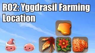 RO2: Yggdrasil Farming Location