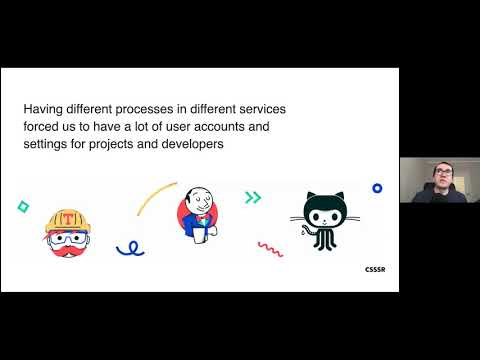 Improve developer experience with Github Actions - SingaporeJS