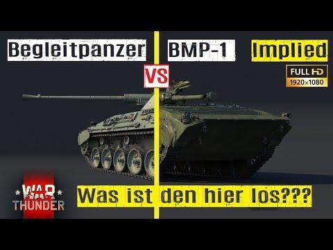 War Thunder Alu Hut! Begleitpanzer 57 vs BMP-1 was ist hier los?