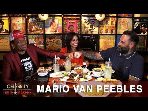 Mario Van Peebles Interview Teaser