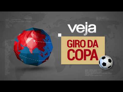 Giro da Copa: o Mundial dos recordes