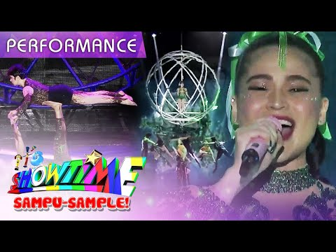 Team Anne & Amy gives an astounding number fit for the world stage! | It's Showtime Magpasikat 2019