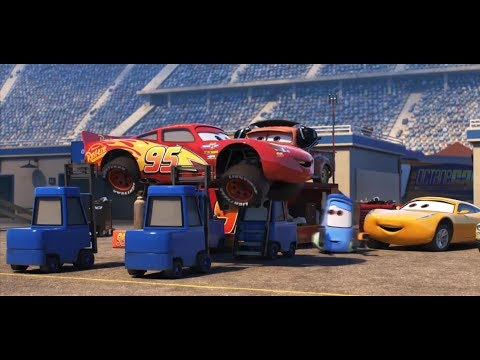 Cars 3 NEW TRAILER  Lightning Mcqueen  ( Video Music ) HD