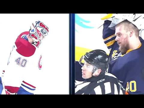 Robin Lehner: Angry moments
