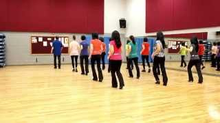 Wedding Prospect - Line Dance (Dance & Teach in English & 中文)