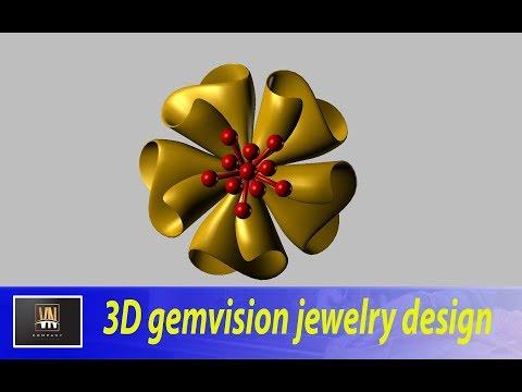 Gemvision tutorial jewelry