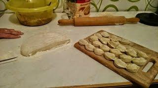 Пельмени и тесто для пельменей рецепт домашние секрет блюда из фарша как приготовить вкусно на ужин