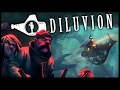 Insanely Intense Deep Sea Submarine Combat and Exploration! (DILUVION)