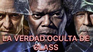 LA VERDAD OCULTA DE GLASS (ESPECTACULAR!!!!!!!)
