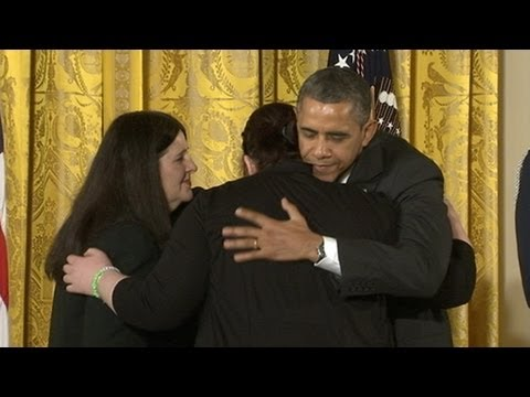 Newtown Shooting Victims Honored by...